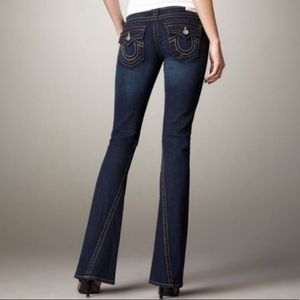 Joey Twisted Flare Jeans